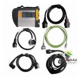 أجهزة كشف اعطال السيارات المرسيدس STAR C4